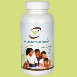 Colostrum Chews: Immune System Booster